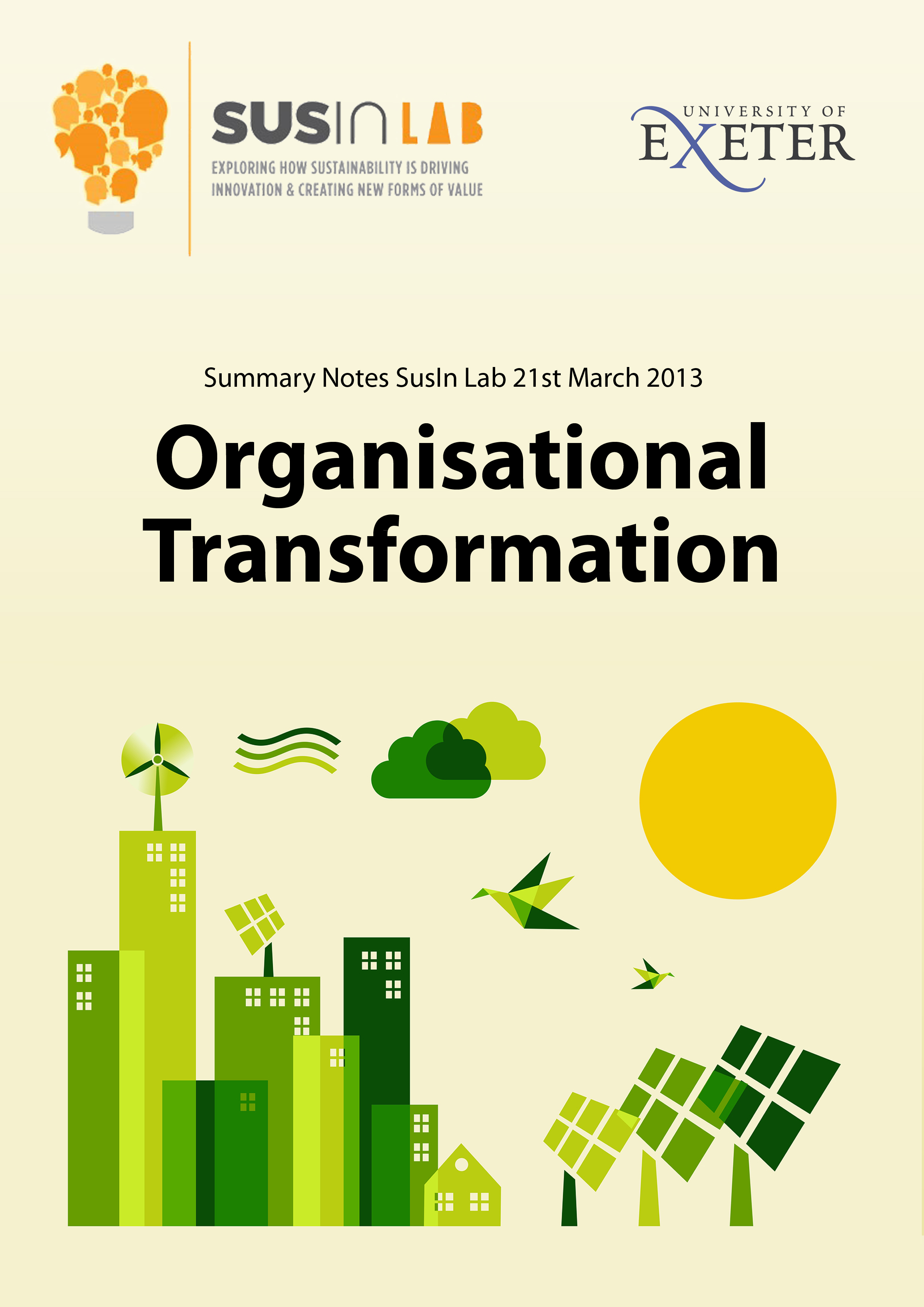 organisational transformation