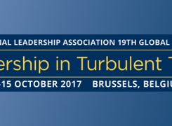 Leadership in Turbulent Times – ILA 19th Global Conference