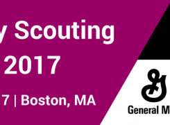 Technology Scouting Excellence 2017