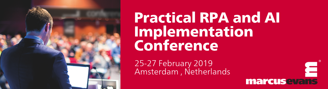 Practical RPA and AI Implementation Conference