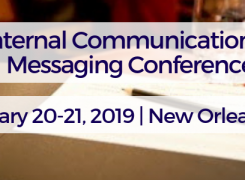 8th Annual Internal Communications & Situational Messaging