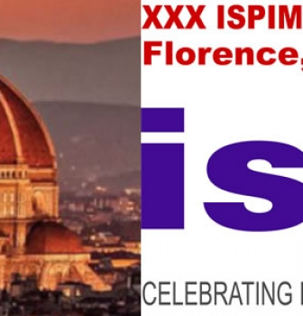ISPIM Innovation Conference: Celebrating Innovation: 500 Years Since Da Vinci