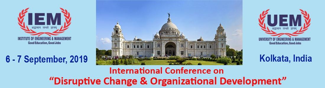 Disruptive Change and Organisational Development