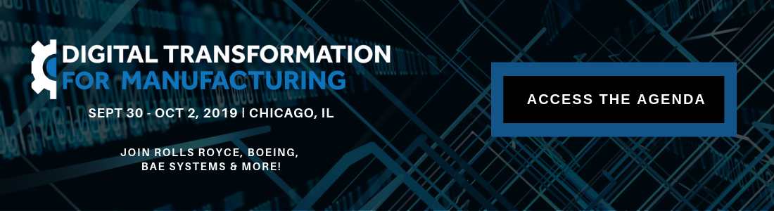 Digital Transformation for Manufacturing Summit