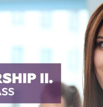 Women in Leadership II. – Self-Esteem MasterClass