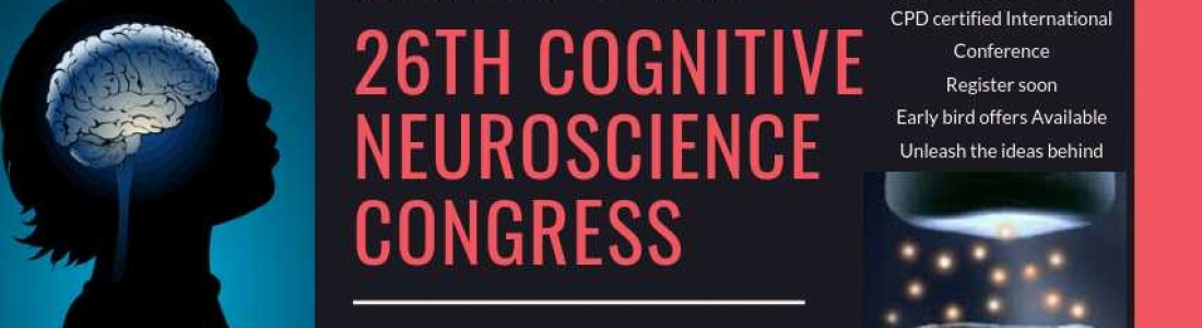 26th Cognitive Neuroscience Congress