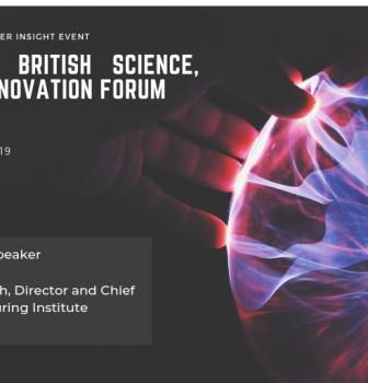 The Future of British Science, Research and Innovation Forum