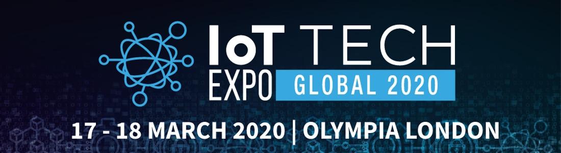 IoT Tech Expo Global 2020