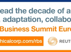 The Repsonsible Business Summit Europe 2020