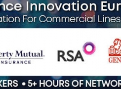 Commercial Insurance Innovation Europe