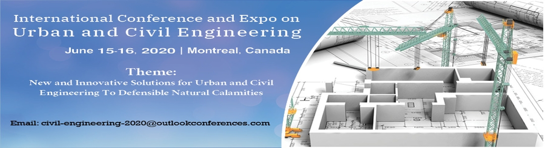 International Conference and Expo on Urban and Civil Engineering