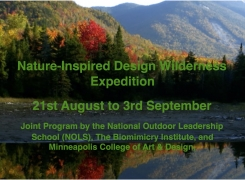 Nature-Inspired Design Wilderness Expedition