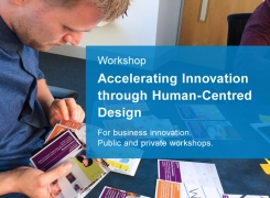 Accelerating innovation through Human-Centred Design