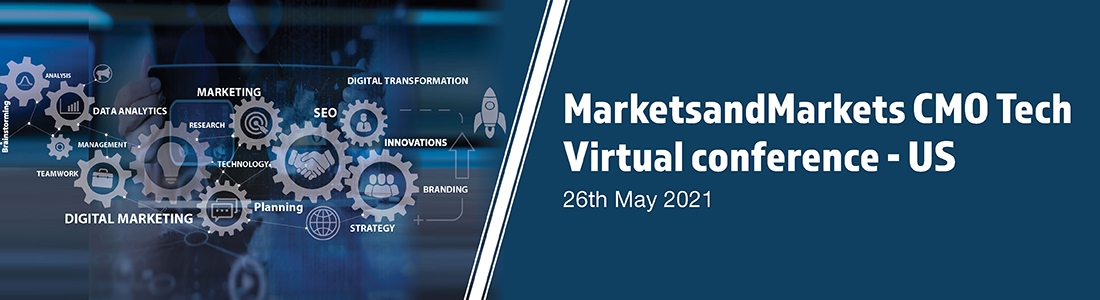 MarketsandMarkets CMO Tech Virtual Conference – US