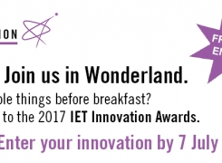 The 2017 IET Innovation Awards