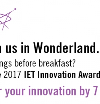The 2017 IET Innovation – Awards Ceremony