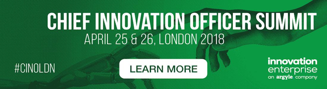Chief Innovation Officer Summit London 2018