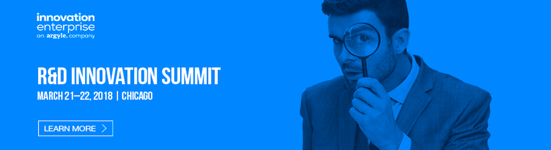 R&D Innovation Summit Chicago 2018