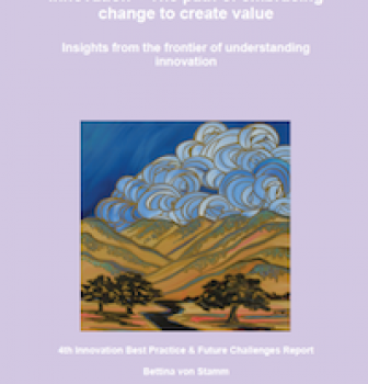 Innovation – the path of embracing change to create value