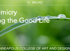 Using Biomimicry for Delivering the Good Life