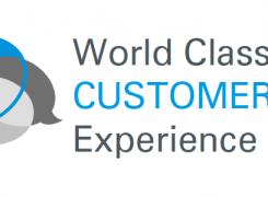 World Class Customer Experience 2017