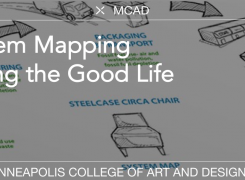 Whole System Mapping for Delivering the Good Life