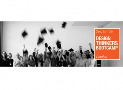Course: Design Thinkers Bootcamp, 1st-5th June, 2015, London