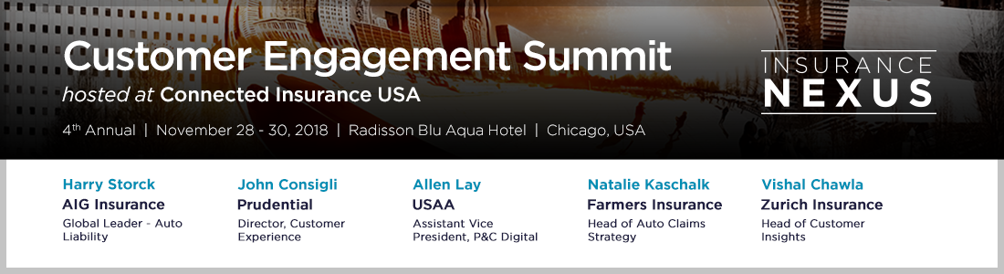 Insurance Customer Engagement Summit