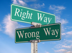 'One right way' – Is there such a thing?