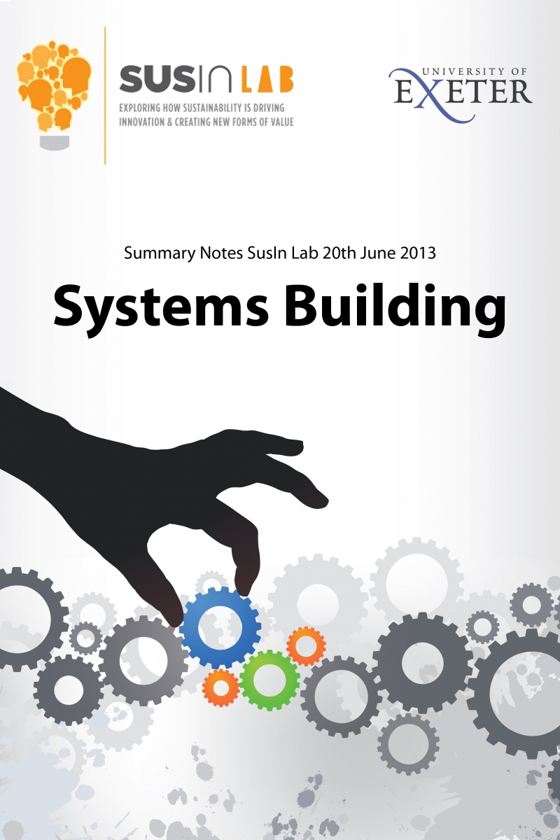 Systems Building